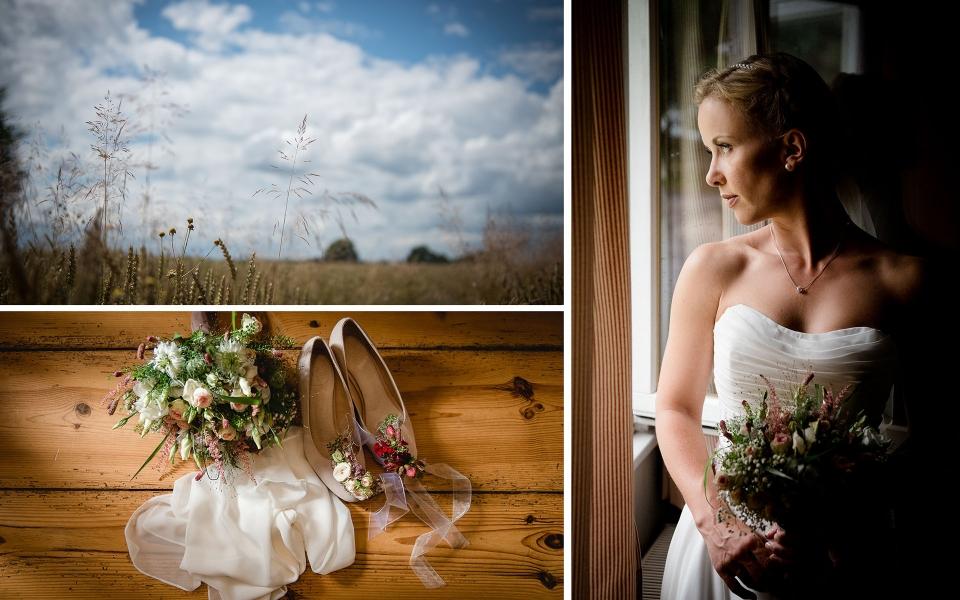 Making-Of Bride/ Hochzeitsfotograf in Hamburg