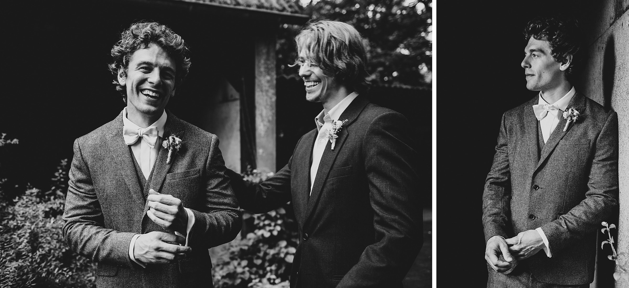 Hochzeitsfotografie-Frau-Siemers-Hof Weihe-Bräutigam