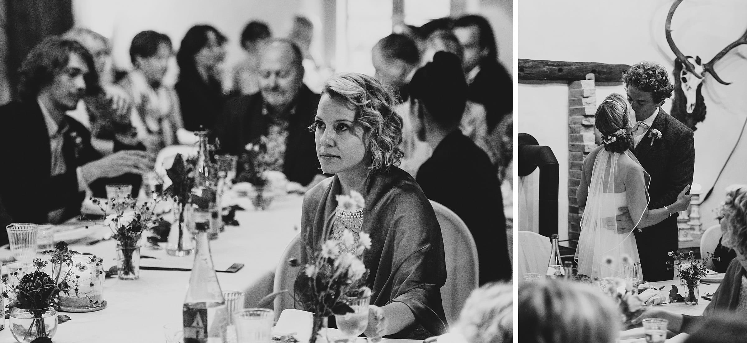 Hochzeitsfotografie-Frau-Siemers-Hof Weihe- Portrait von einem Gast