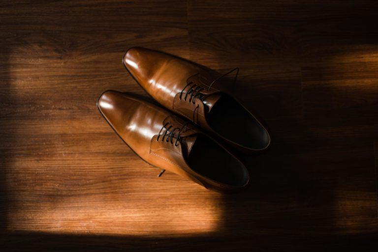 Details Schuhe